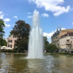 Brunnen Baden-Baden Augustaplatz