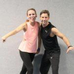 Daniel Benz und Janine Riebe_fitness