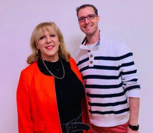Gabi Braun und Patrick Lutz
