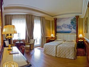 Hotel Splendid DZ Berg See Pool