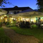 Hotel Heidebluete Celle Sommergarten