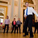 Michael Hull Tanzen im Ballsaal