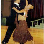 Pia David tanzend