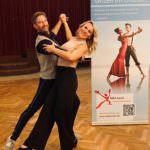 Janine Riebe und Daniel Benz Paartanz