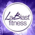 La Blast Fitness Logo