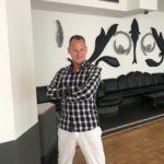 Sven Reichelt in Tanzschule